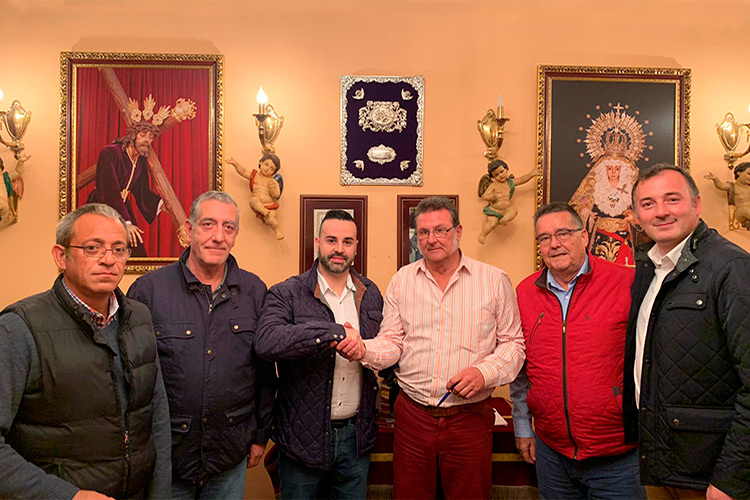 Junta de la hermandad de La Candelaria acuerdo