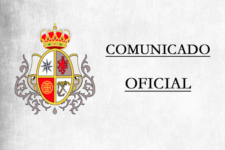 Candelaria Jerez Comunicado Oficial